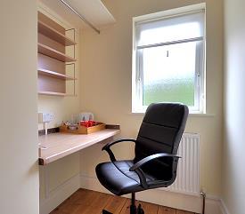 chambres avec bureau séparé
